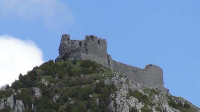 Montségur forteresse cathare