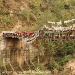 Bhoutan : Temple de Zang Petri
