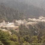 Col de Trumshing à 4000m