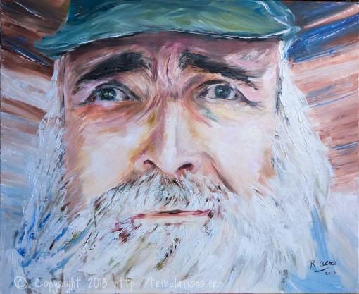 Autoportrait : Le portrait