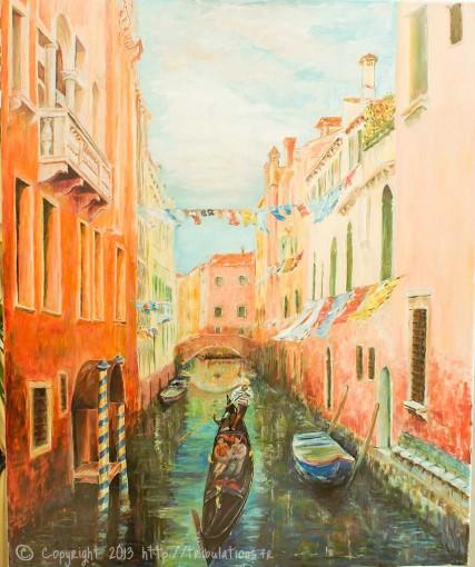 Le rouge de Venise