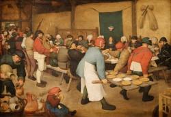 Le_repas_de_noce_Pieter_Brueghel_l'Ancien-web