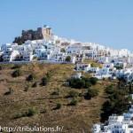 Astypalea : Chora et son château