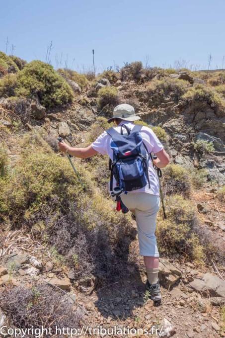 Astypalea : Randonnée sur des chemins de pierres