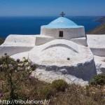 Monastère d'Ioannis à l'ouest de l'île, Astypalea