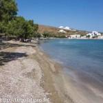 Plage de Maltezana, Astypalea