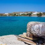 Plage de Maltezana (vue du Port)