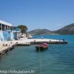 Port de Vathy à l'extrémité Est de l'île Astypalea