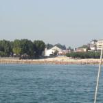 La plage d'el campo