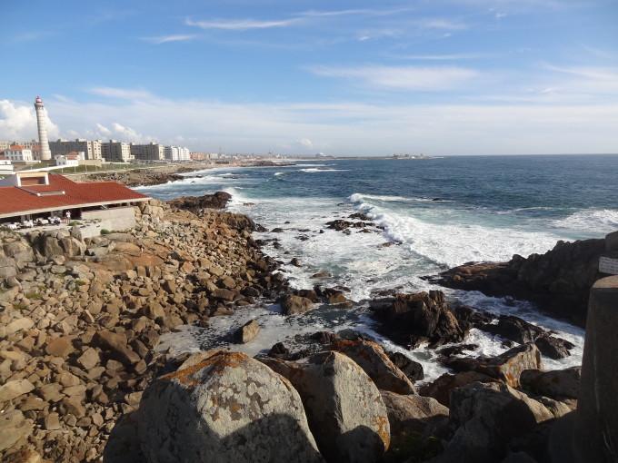 Portugal : Leixoes, le port au fond