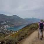 Descente vers Aegiali