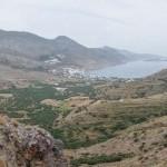 Paysage entre Langadha et Tholaria