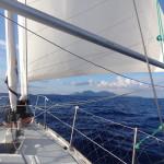 Archipel de Madère : Atterrissage porto santos