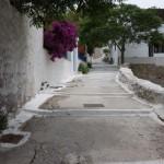 rue principale à Langadha