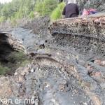 Coulée volcanique