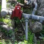 Service d'eau
