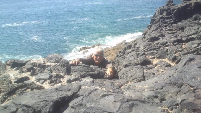 Fuerteventura ; lâche les mains