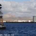 Arrecife, côté gratte-ciel