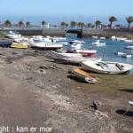Barques à San Gines