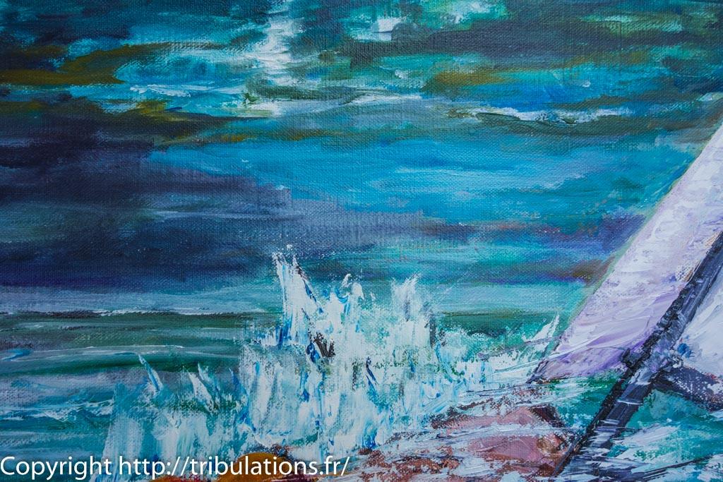 Préférence Peindre le mouvement ! - Les tribulations des uns et des autres TB49