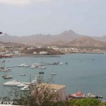 avant-port de Mindelo