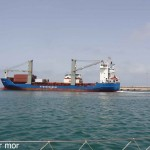 Cargo au port de palmeira