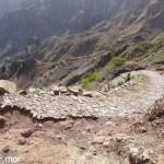 Descente vers Fragata par la meilleure route