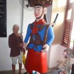 Au musée des Mamulengos