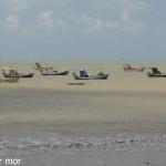 Bateaux de pêche locaux Tambau