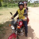 En route pour Pedra da Boca