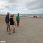 La plage de Lucena