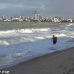 La plage de Tambau
