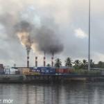 Pollution de la centrale thermique