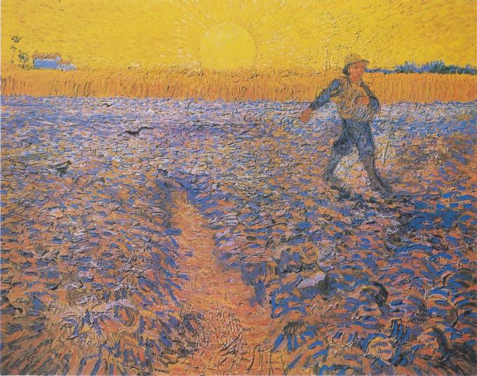 Le Semeur  Vincent Van Gogh