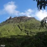 Le sommet de la-soufrière-par-très-beau-temps
