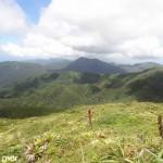 La chaîne des-monts-de-Guadeloupe