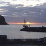 Avant port de Lajes