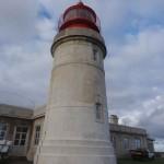 Le phare d'Albarnaz