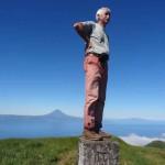 Au sommet du Pico esperança 1053m +2