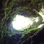 Cheminée de gruta do carvão
