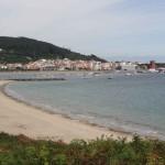 La plage et le port