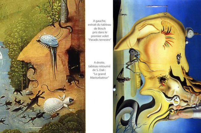 Comparaison entre Dali et Bosch